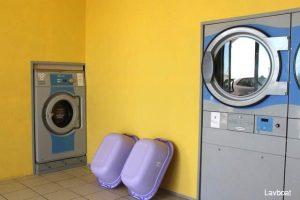 Lavanderia al Porto di Roma lavatrice 14 kg e asciugatore Electrolux